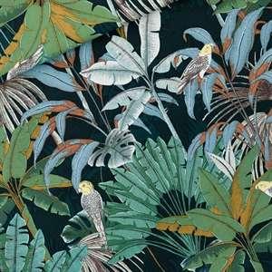Jungle- canvas gabardine