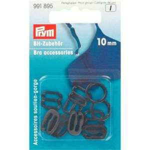 BH zwarte remmen, ringen en verstellers 10mm
