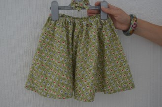 small floral print age 4-5 years