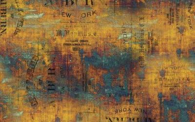 Free Spirit Abandoned II Urban Grunge – Patina