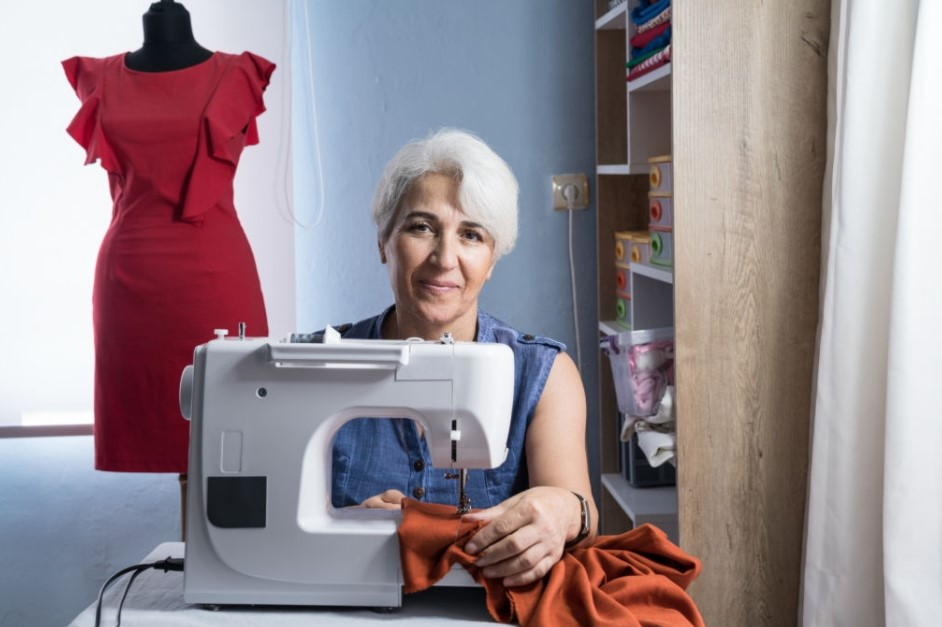 Health Benefits of Sewing