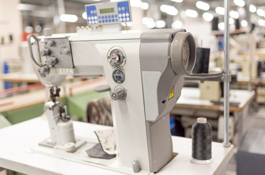 How to Thread an Industrial Sewing Machine