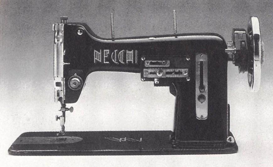 Necchi Sewing Machine History