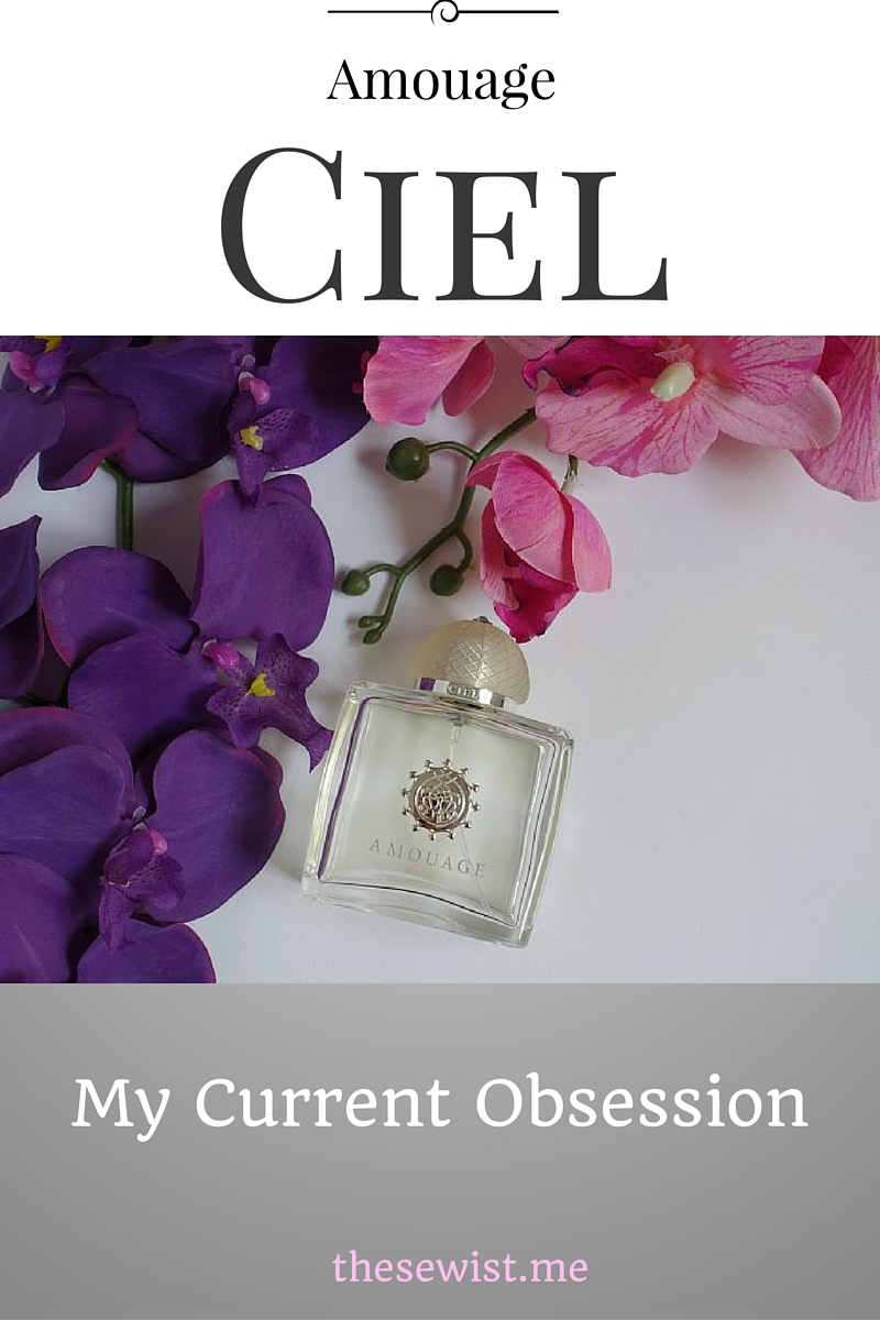 Amouage Ciel My Current Obsession thesewist.me