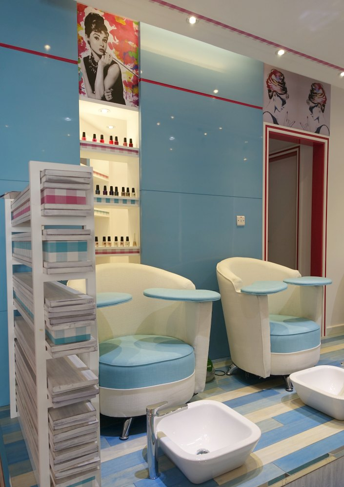 Glam Spa Oman Facial Review   thesewist.me