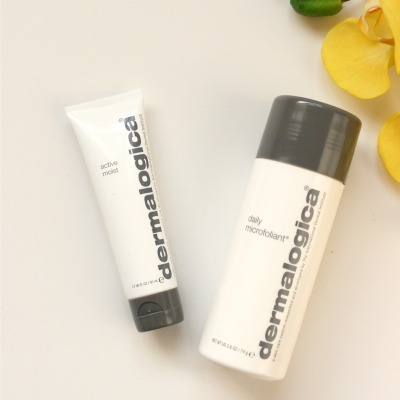 Dermalogica Daily Microfoliant + Active Moist Review | thesewist.me