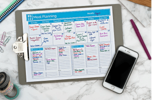 My Top 5 Meal Planners - Free Printable   The Sewist