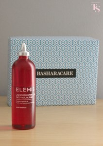 Elmis Japanese Camellia Body Oil Blend | Basasharacare