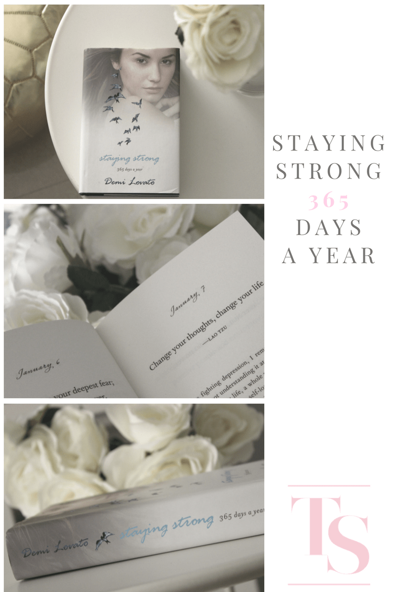 Stay Strong Demi Lovato Book