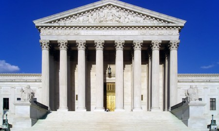 US Supreme Court Building