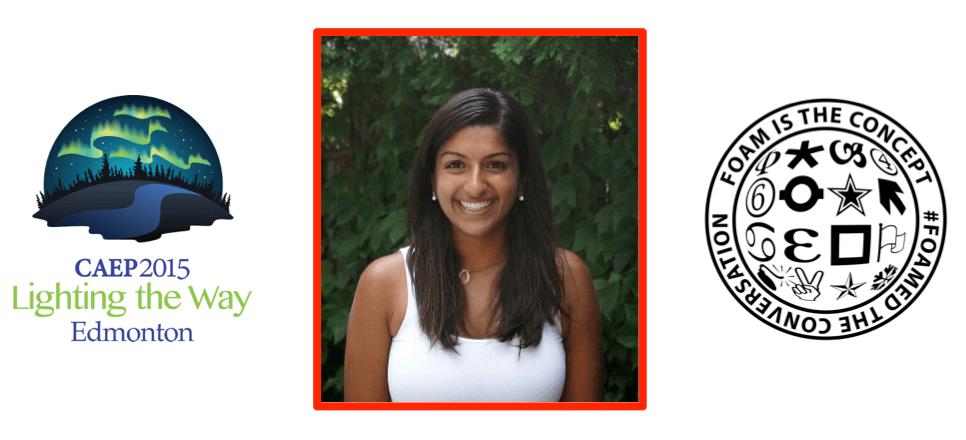 SGEM Xtra: Dr. Alia Dharamsi CAEP2015