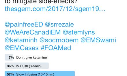 SGEM Twitter Poll #198