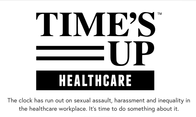 SGEM#248: She Works Hard for the Money – Time's Up in Healthcare