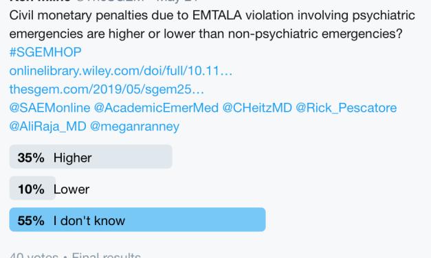 SGEM Twitter Poll #257