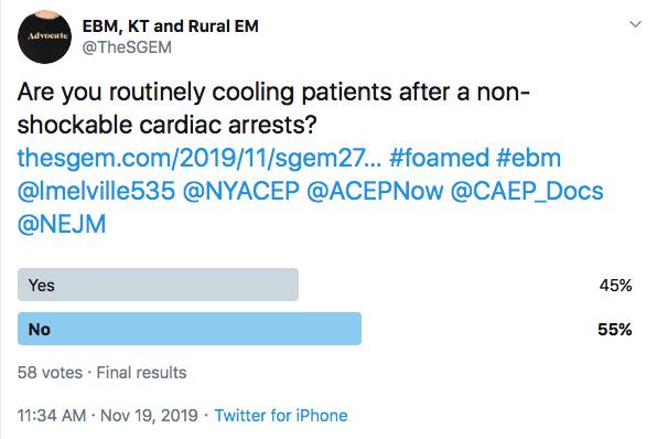 SGEM Twitter Poll #275