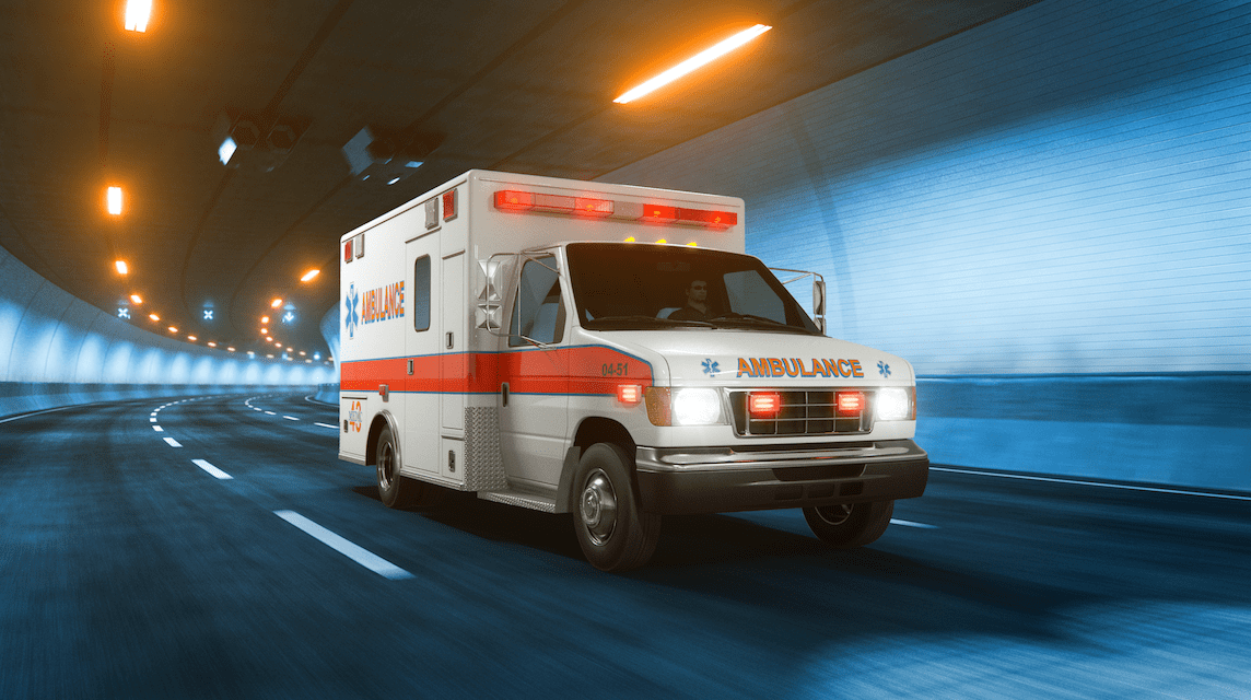 SGEM#291: Who's Gonna Drive you to…the ED – with Lights & Sirens?