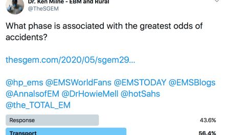 SGEM Twitter Poll #291