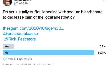 SGEM Twitter Poll #307