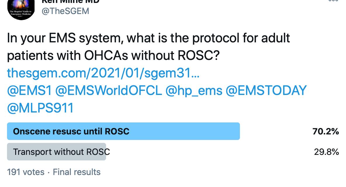 SGEM Twitter Poll #314