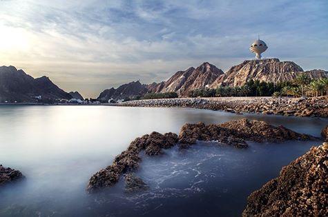 Mutrah Corniche by Uwe Richter