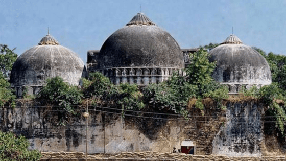 Babri Masjid - Shia Waqf board says Ram Mandir can be built at disputed site and Mosque to be built at distance