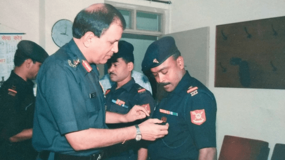 Ex Indian Army Officer asked to prove citizenship