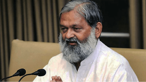 Haryana minister Anil Vij wants compensation for Dera Sacha followers killed in police action