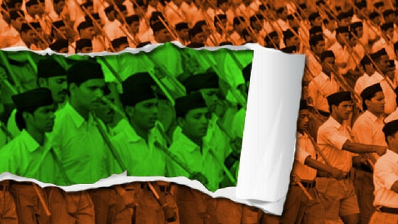 Muslim as chief guest at RSS' function Beginning of a new era or political compulsion