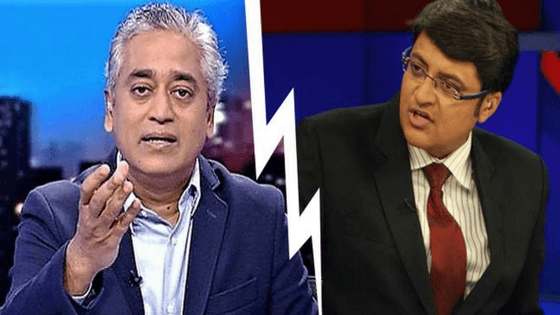 Nation wants to know if Arnab will resign and quit journalism, asks Rajdeep