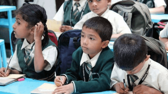 UP Primary Kids asked to attend school on Sunday to celebrate Modi's Birthday