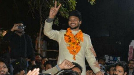 AMU Student Union election results declared, Mashkoor Ahmad Usmani becomes President