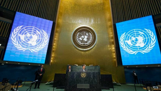In blow to US and Israel, UN rejects US decision to recognise Jerusalem as Israeli Capital