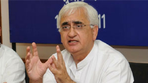 """Muslims' blood on its hands"", Salman Khurshid on anti-Muslim riots during Congress rule"