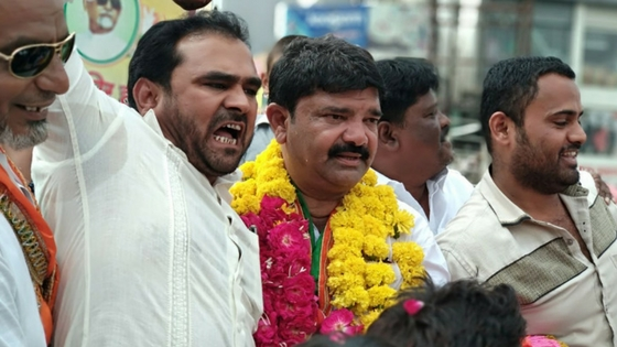 Solapur Municipal By-Polls Congress manages to retain seat