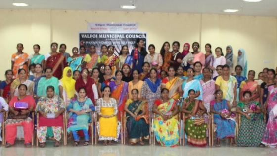 Valpoi municipal council organizes talk on Menstrual and sanitation Hygiene