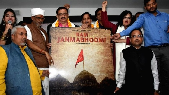 Petition seeking ban on 'Ram Janambhoomi' movie filed