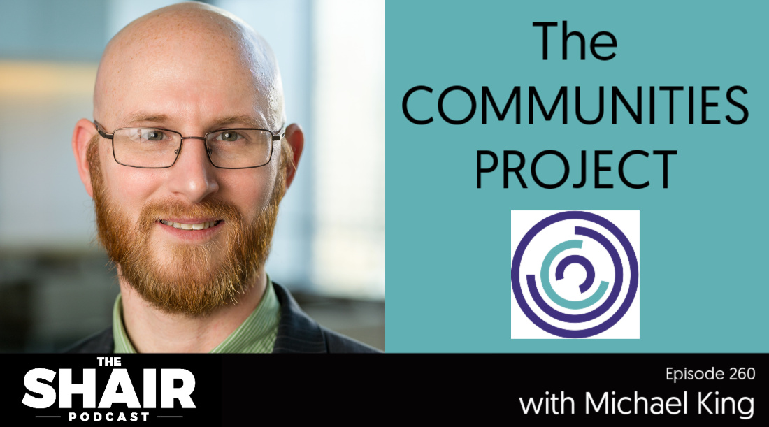 The Communities Project Michael King