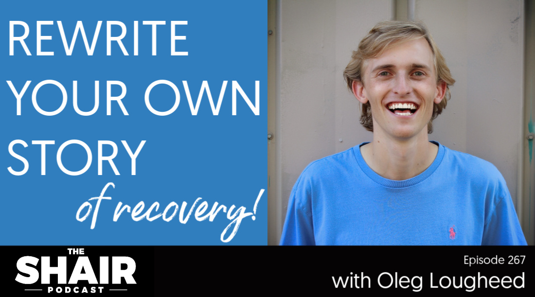 rewrite your own story of recovery