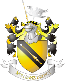 Image result for Shakespeare coat of arms