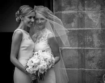 Bridesmaid and the Bride