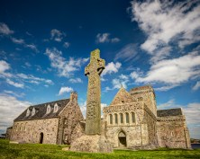 Iona Abbey (Scotland)