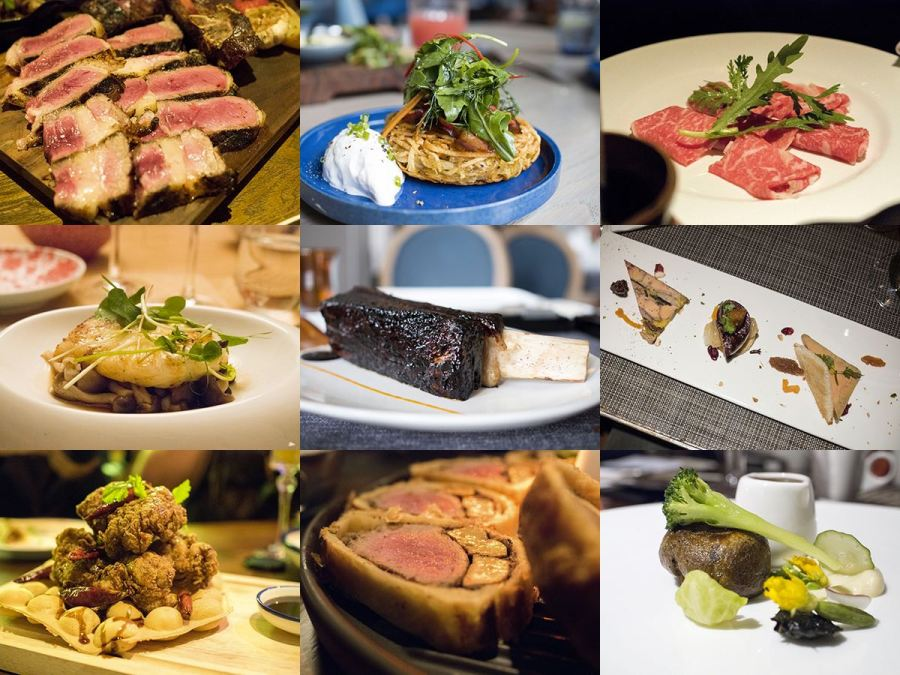 my top 10 restaurants of shanghai in 2016 - Raised Panel Restaurant 2016