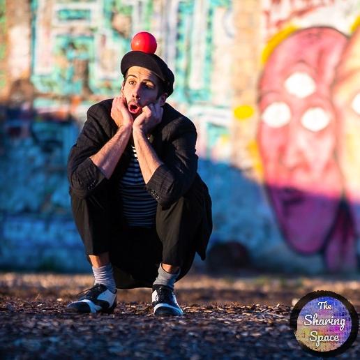 The Meditative Clown - Philippe