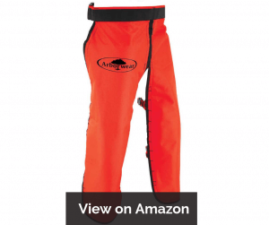 Labonville Full-Wrap Chainsaw Safety Chaps