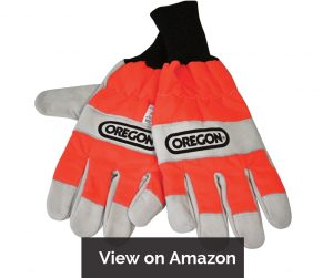 Oregon 91305M Chainsaw Gloves