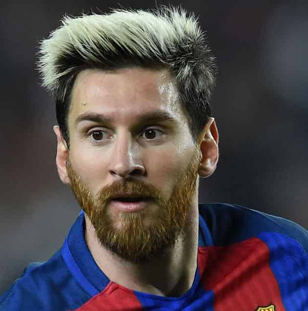 Messi Hairstyle