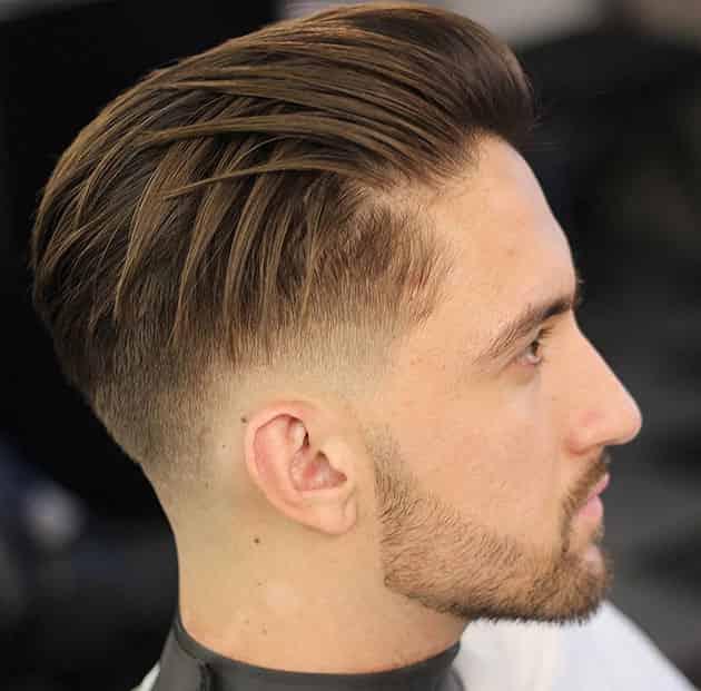 Slick Hairstyle