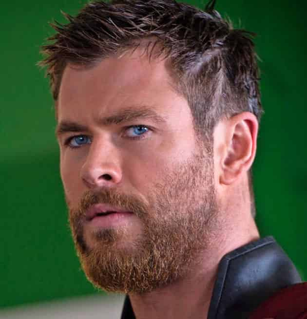 Thor Short Hairstyle