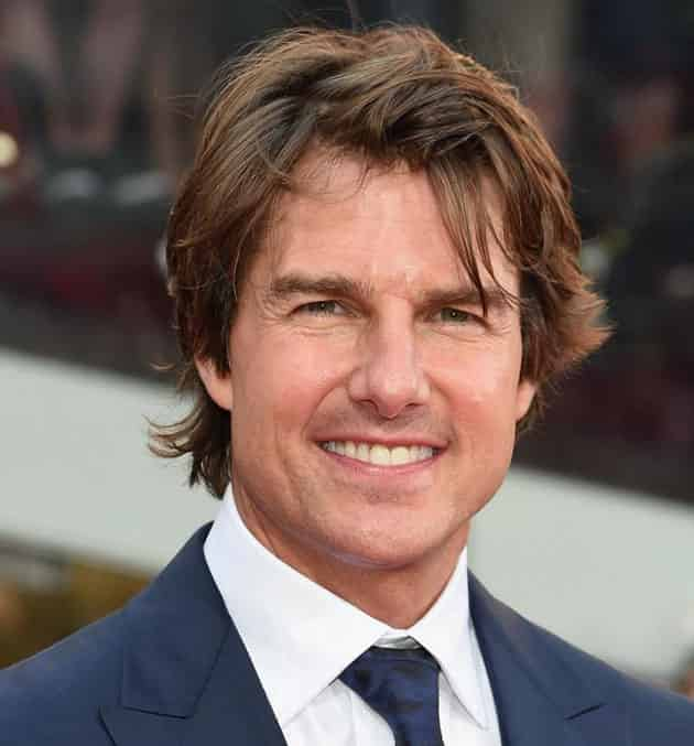 Tom Cruise Hairstyle