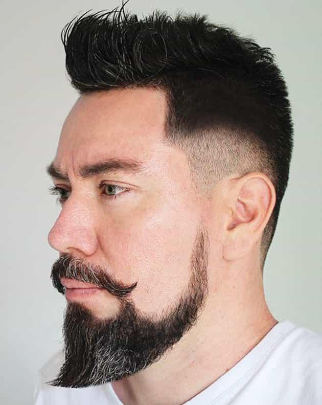 ravel beard style